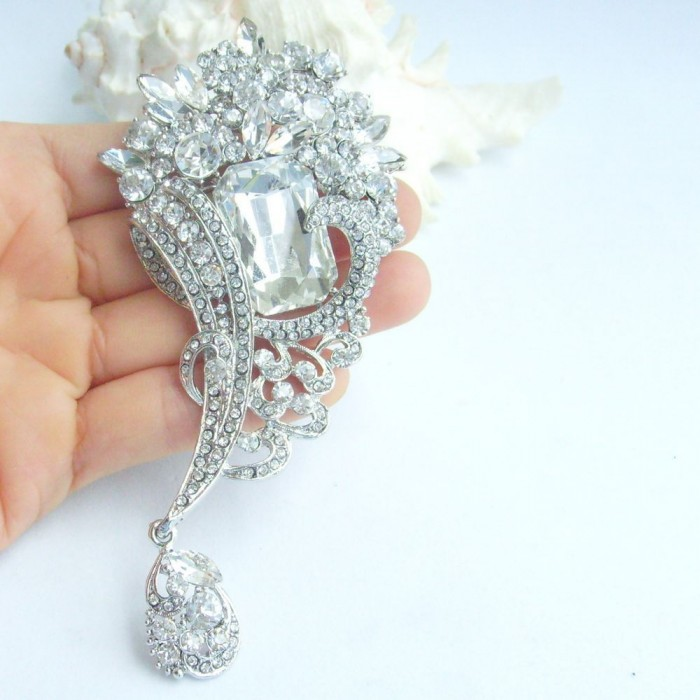 Broche mariage